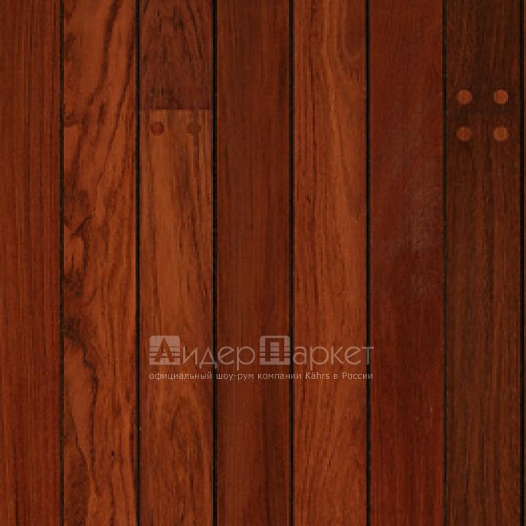 Ятоба с темной полосой Ньюпорт Черс (Kahrs Jatoba/Dark strip Newport)