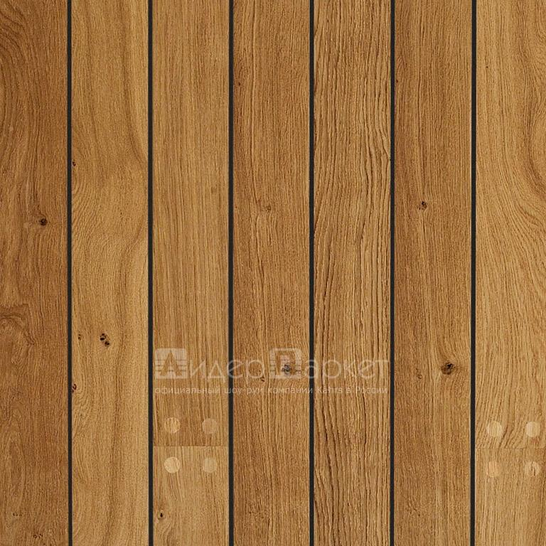 Дуб с темной полосой Марбелла Черс (Kahrs Oak/Dark strip Marbella)